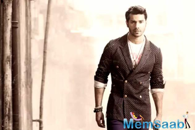 Varun Dhawan who will be seen playing the lead character in the film had been asked to not sleep for an entire week to be able to look a certain way for his character in the film.