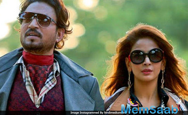 The hugely successful Hindi Medium that was released by T-Series and Maddock Films last year, has been given the distinction of a China release on 4th April, 2018.