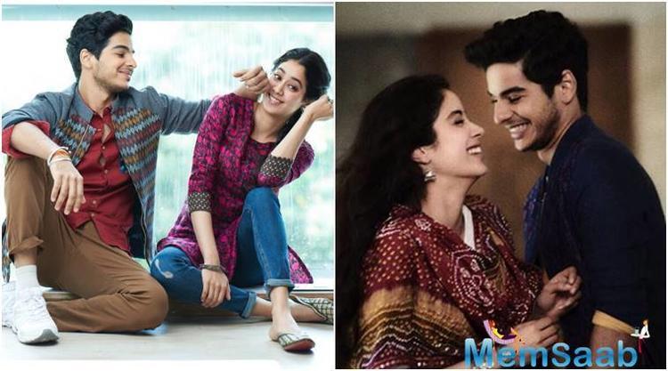 Late actress Sridevi's daughter Janhvi Kapoor has resumed shooting for her debut film Dhadak in Mumbai.