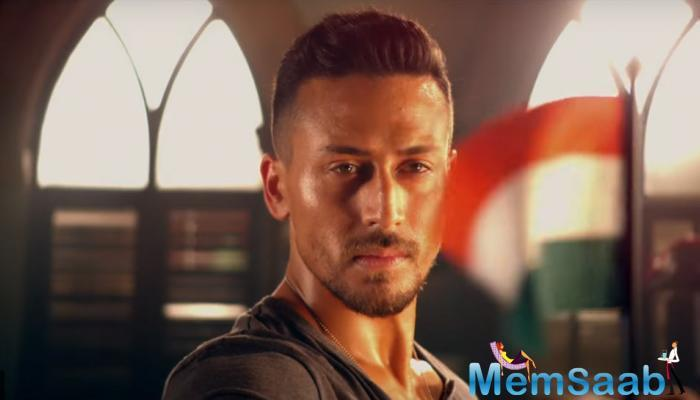 Baaghi 2 is directed by Ahmed Khan, who is also a popular choreographer. Did he give suggestions to Shetty?