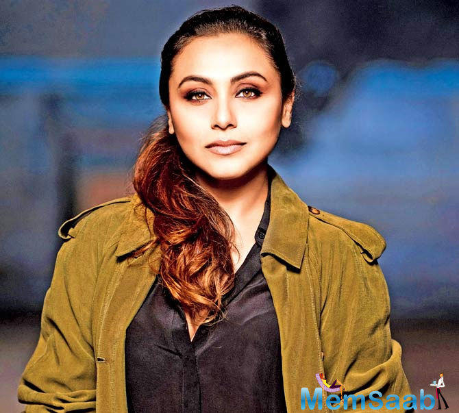 He said Rani had few interaction with people who suffered from the syndrome and even had interactions with Cohen via Skype to understand the character better.