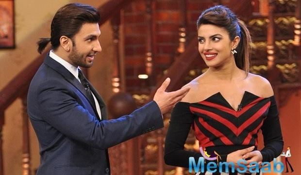 Ranveer also told her Gunday co-actor to come back to India and do more movies.