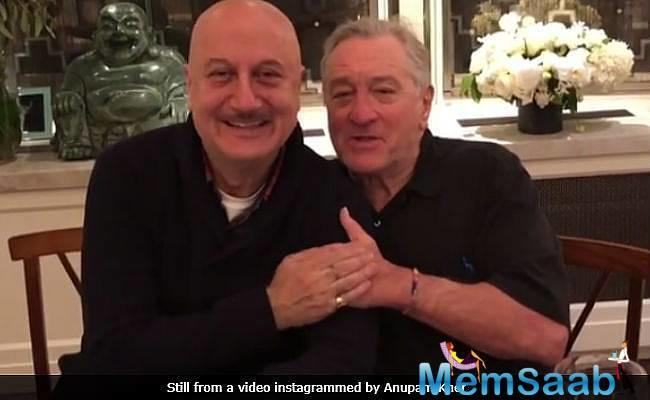 Recently, veteran actor Anupam Kher celebrated his 63rd birthday on March 7.