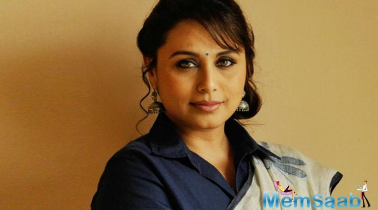Rani Mukerji is organising a screening in the US for the real-life inspiration of her forthcoming film Hichki, popular motivational speaker Brad Cohen, and his students.