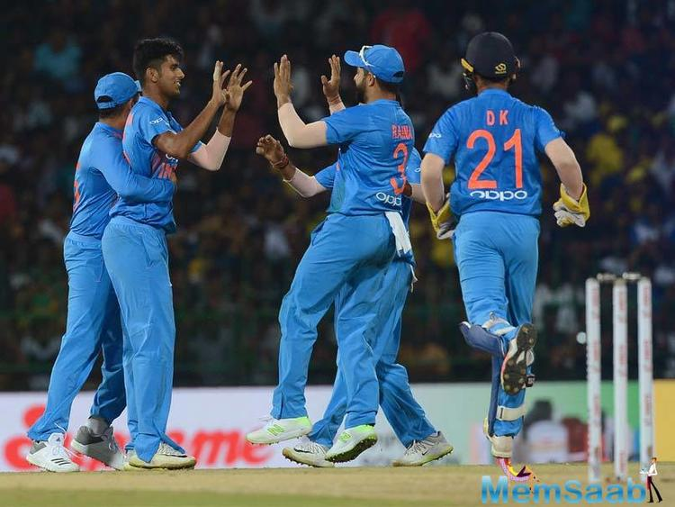 India defeated Bangladesh by 17 runs to enter the final of the Nidahas Trophy tri-series tournament.