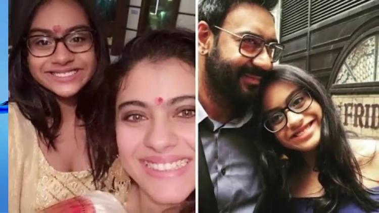 "So who among the parents disciplines the kids? ""Kajol is a strict mother. I am a strict father sometimes, but I also pamper my children a lot,"" reveals Ajay."