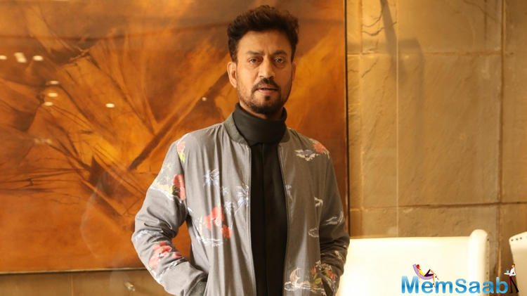 It shocked everyone when Irrfan Khan revealed on Monday that he is suffering from a rare disease.