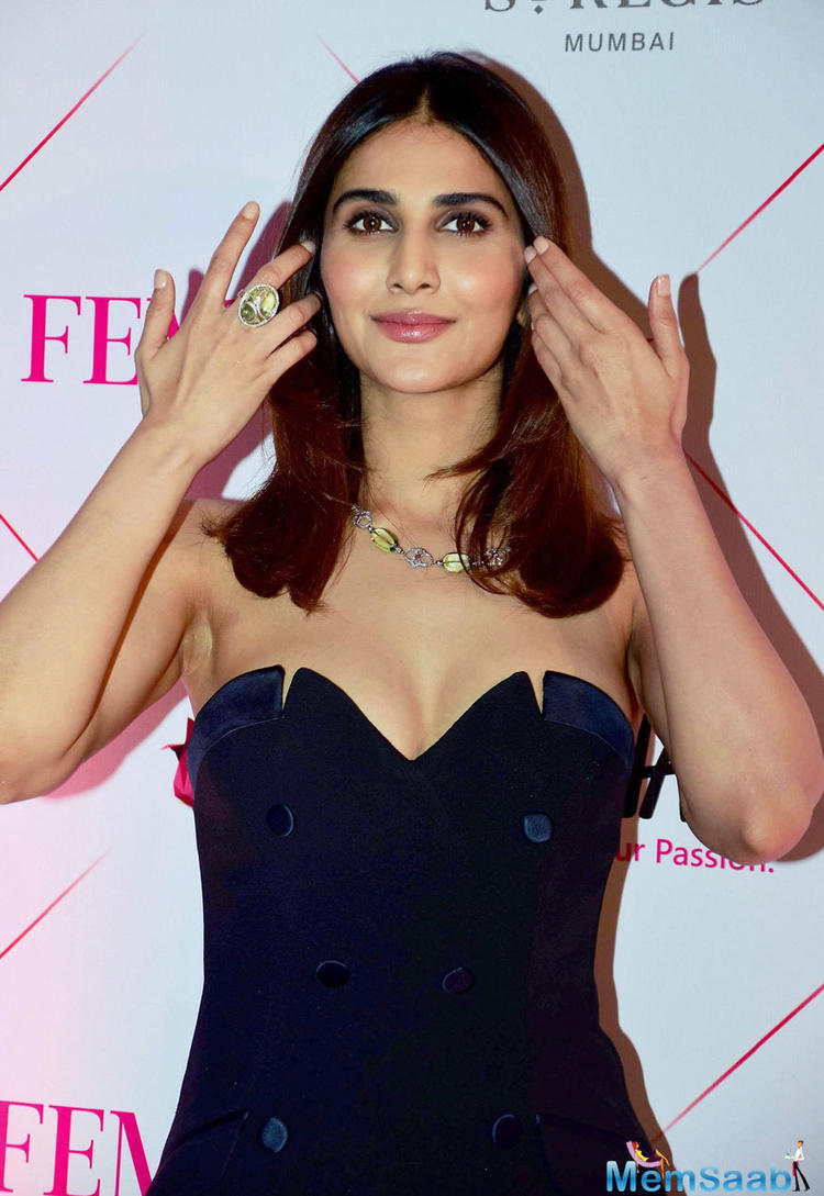 Vaani Kapoor might not have been so successful with her last film 'Befikre' with Ranveer Singh, but it looks like the actress now has much more to look forward to.