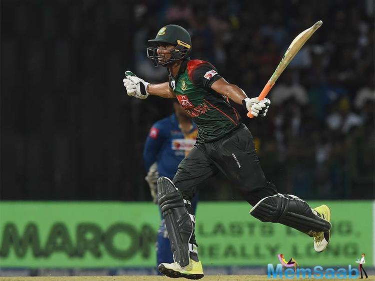 Bangladesh pulled off a sensational two-wicket victory over Sri Lanka under dramatic circumstances to set up a summit clash against India in the Nidahas Twenty20 cricket tri-series on Friday.