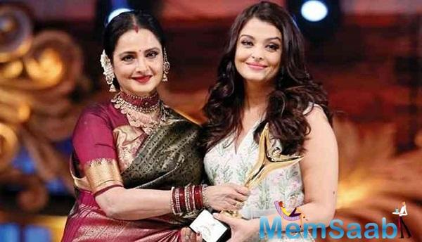 Calling the 'Ae Dil Hai Mushkil' actress a 'Phoenix', Rekha mentioned about her 'most cherished character' played by the lovely actress.