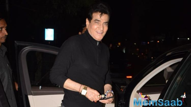 The Himachal Pradesh High Court has stayed further proceedings against Jeetendra in the sexual assault case registered by his cousin.