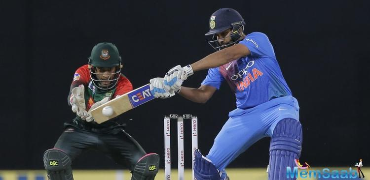India defeated Bangladesh by four wickets to lift the 2018 Nidahas Trophy on Sunday.