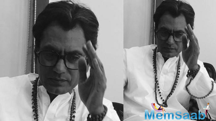 Ahead of the biopic, Thackeray, going on floors on April 15, the actor has been training in Marathi dialect with diction coach Ashish Pathode.