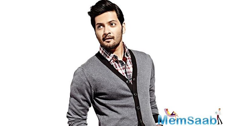 Evidently ecstatic to return to his hometown, lead actor Ali Fazal says he took to the film with renewed vigour.