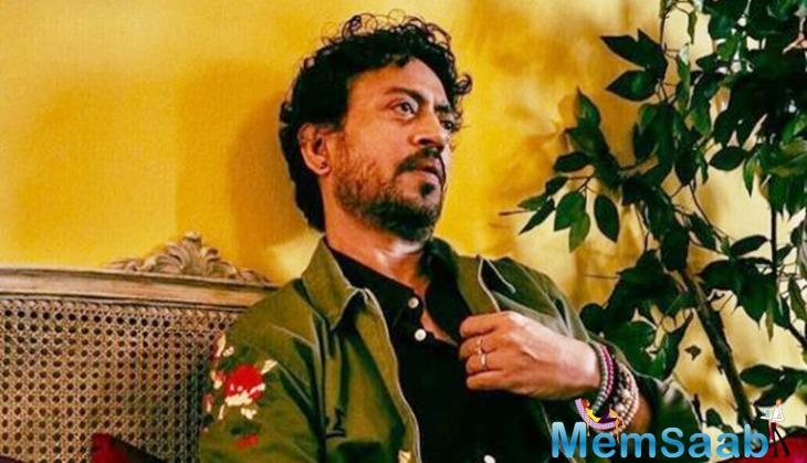 After getting diagnosed with neuroendocrine tumour, actor Irrfan Khan left for London, UK for his treatment. The Piku actor shared his state of mind through a philosophical note.