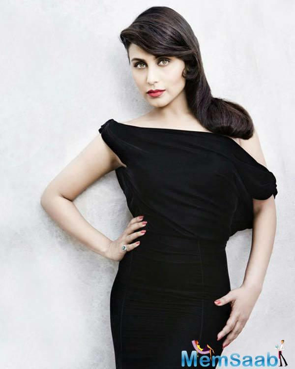 Rani Mukerji, who turned 40 on Wednesday, says her 22-year journey as a woman in showbiz has been about battling discriminatory stereotypes constantly.