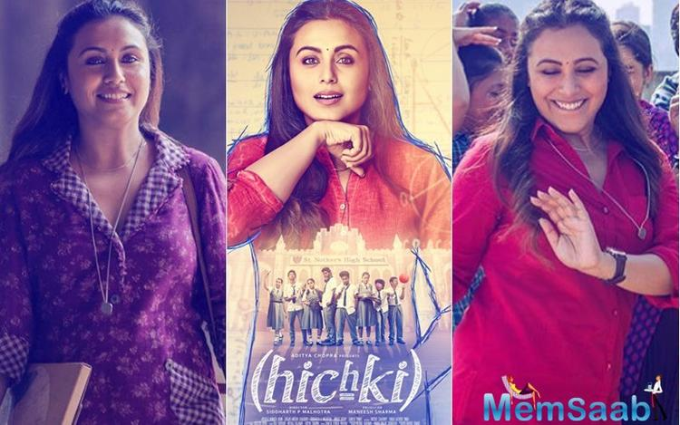Previously, Hichki collected a total of 8.65 crore on Friday and Saturday combined.