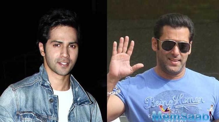 Actor Varun Dhawan, who starred in the remake of Salman Khan starrer