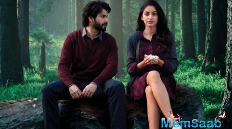 'October' has created a buzz all over the country with its mesmerizing trailer.