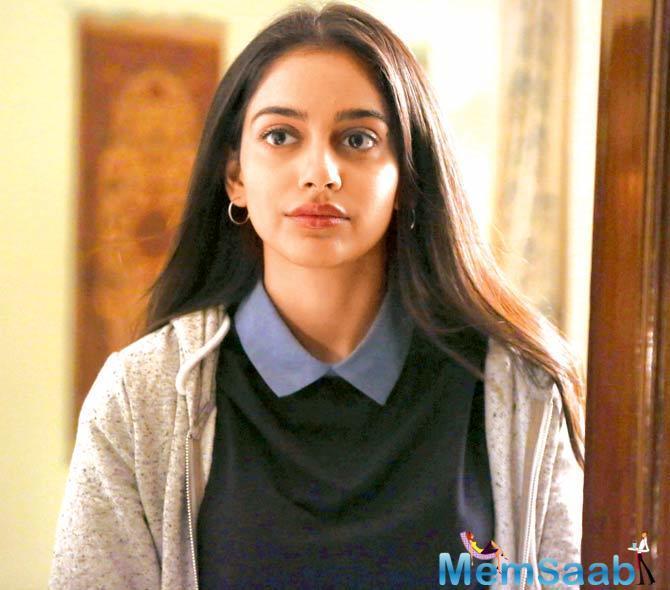 Produced by Ronnie Lahiri and Sheel Kumar, October stars Varun Dhawan and Banita Sandhu.