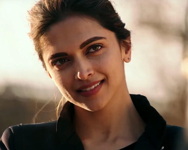 Deepika believes that sharing one's journey can relieve the one from the ongoing stress.