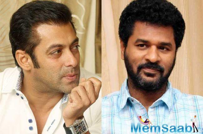 Currently travelling with Salman Khan for the latter's Da-Bangg tour, Dheva says that even at 52, the actor is fighting fit.
