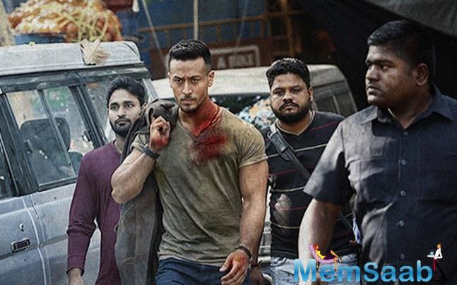 Baaghi 2 director Ahmed Khan is making certain that leading man Tiger Shroff - templatised until now as an action hero - showcases his ability to pull off dramatic scenes as well.