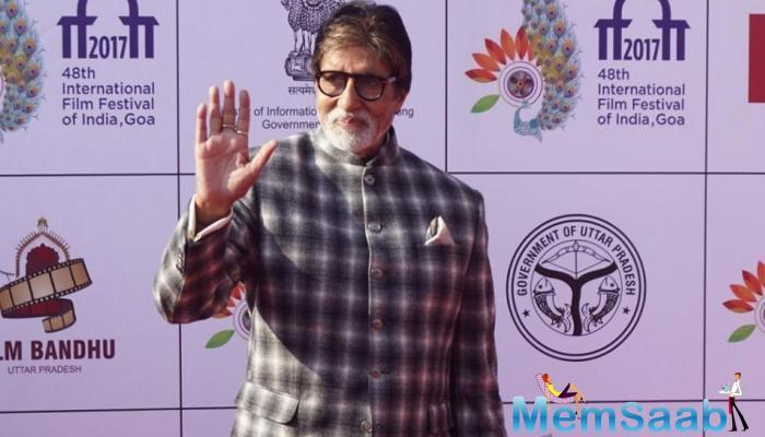 Bachchan will next be seen in '102 Not Out' playing father to his 75-year-old son, portrayed by Rishi Kapoor.