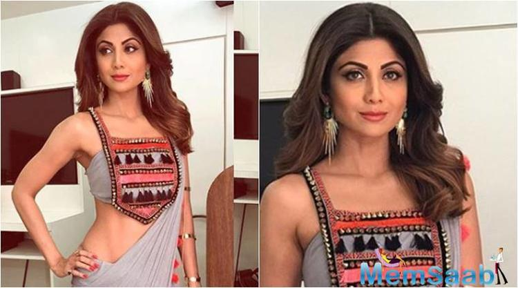 Known to be possibly one of the fittest moms in Bollywood, Shilpa Shetty Kundra took many by surprise when she posted pictures of her Sunday binge food on her social media accounts.