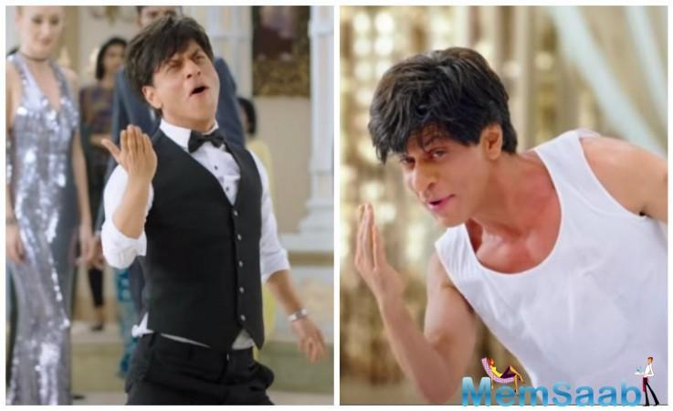 Shah Rukh Khan tweeted,