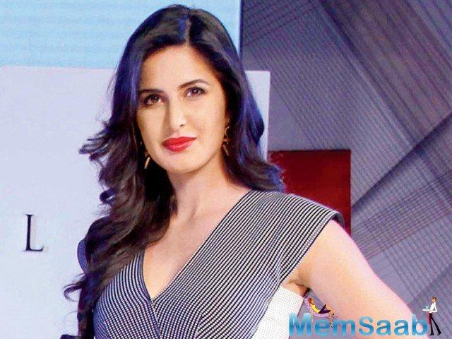 On the work front, she is currently busy with the shooting of her upcoming flick 'Thugs of Hindustan'.