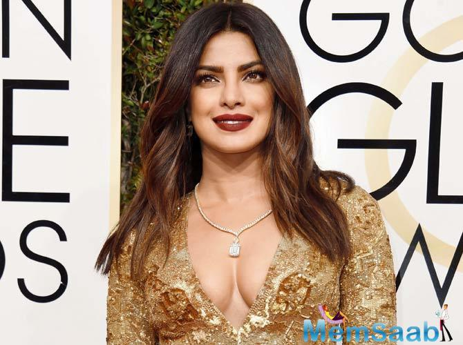 She may have made a splash in the West courtesy her Alex Parrish act, but reportedly Priyanka Chopra is considering opting out of Quantico - blame it on her love for Bollywood movies.