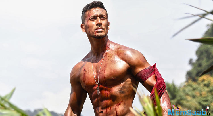 If your idea of having a good time at the movies is Tiger Shroff flexing his muscles and breaking bones, then, my friend, you're in for a blessed treat at the movies this week.