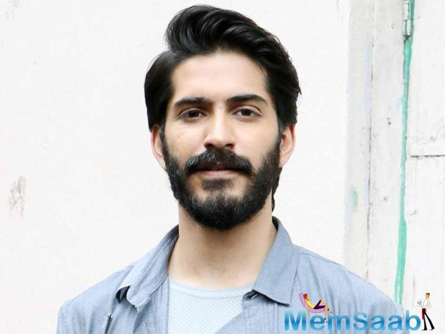 Harshvardhan Kapoor is currently shedding the kilos to attain a physique with zero per cent body fat.