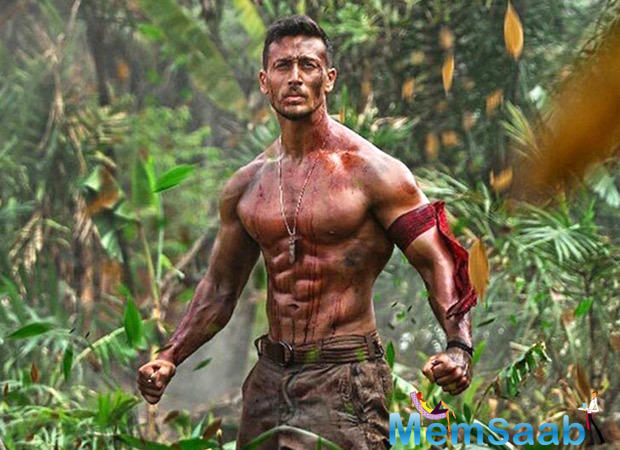 Sequel to the 2016's Baaghi, Baaghi 2 took the action a notch higher with its second instalment and enhanced the action for the audience showcasing Tiger in a more muscular avatar than the prequel.