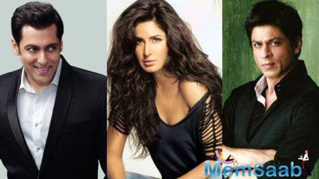 Katrina Kaif is a glamourous and one of the top-most actresses who any person would like to be with.