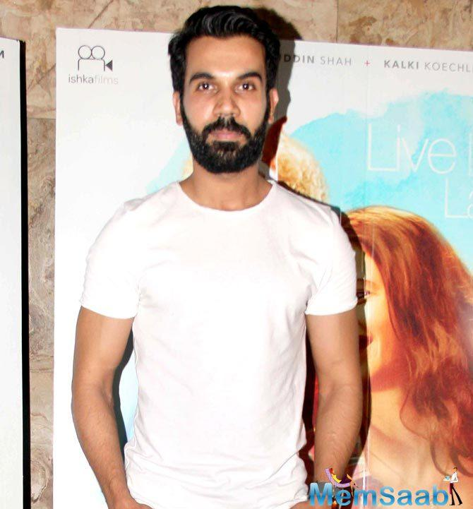 When he started off in the film industry, Rajkummar says he had to wait for films to come his way, but now the best and biggest filmmakers want to collaborate with him.