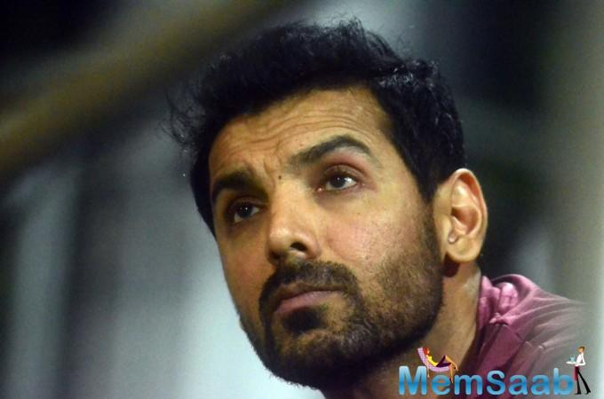 John Abraham also claimed that Arora had illegally blocked the online publicity material of the film launched by him.