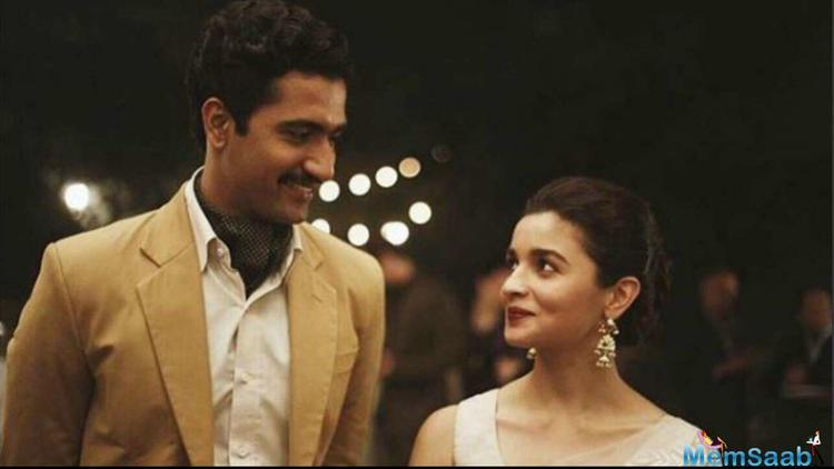 'Raazi', a joint venture between Karan Johar's Dharma Productions and Junglee Pictures, is set to hit theatres on May 11, 2018.