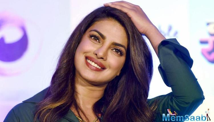 When Priyanka Chopra enjoyed a mini-vacay in India last month, little did she know that she would be back so soon.