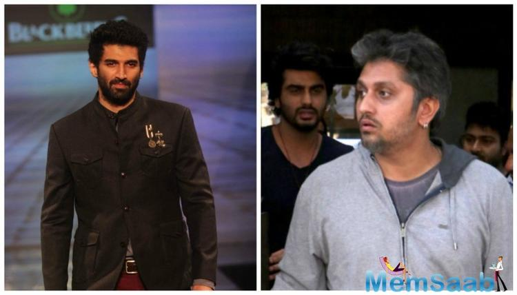 However, Mohit never blinked. He wanted only Aditya to be his leading man. Mohit knows that every actor goes through a hit-and-miss phase.