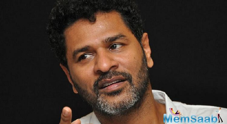 Other than films, Prabhudeva says, he knows nothing.