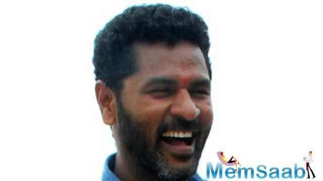 Prabhudeva says whether he is working as an actor or as a director, he tries to give his hundred per cent to his craft.