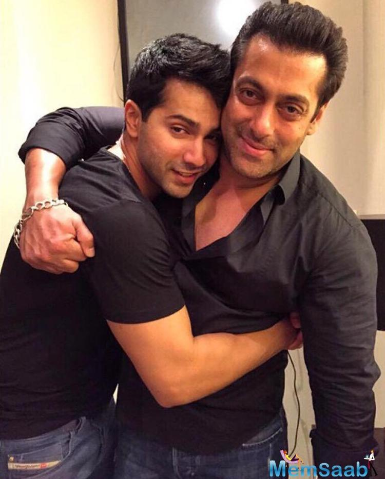 """On being compared with Salman Khan, who is also known for his generous ways and charitable work, he says, """"I can never be compared to Salman."""