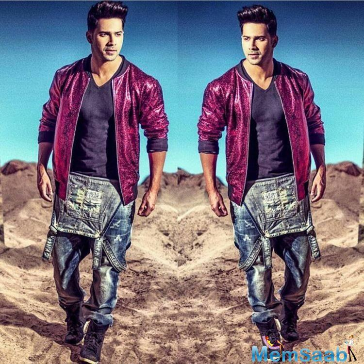 Further, Varun says, My relationship with Salman is very personal.