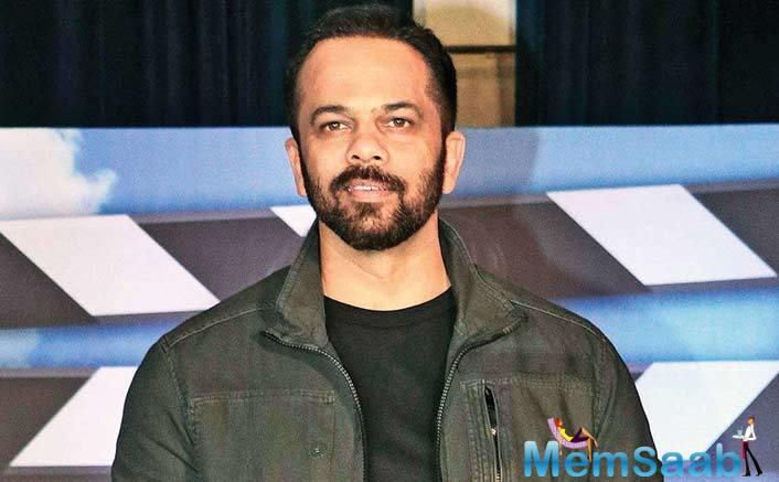 Filmmaker Rohit Shetty, known for his larger than life films with dollops of drama, action and comedy, says he is