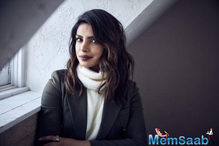 Priyanka, who herself is a producer, says that she is aware of her worth and therefore quotes according to her ability to bring back in return to the table.