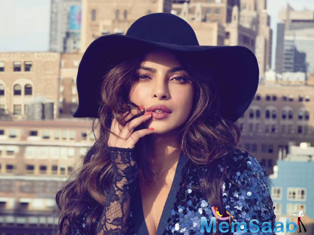 Priyanka, who is one of the biggest actors in India, had to face the wrath of having a brown skin in Hollywood.