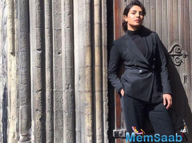 Talking about the remuneration disparity, Priyanka Chopra told the magazine,