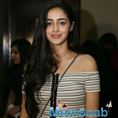 Tell us about her baby steps towards SOTY 2...